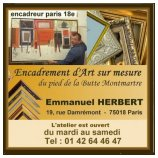 encadreur paris 18,