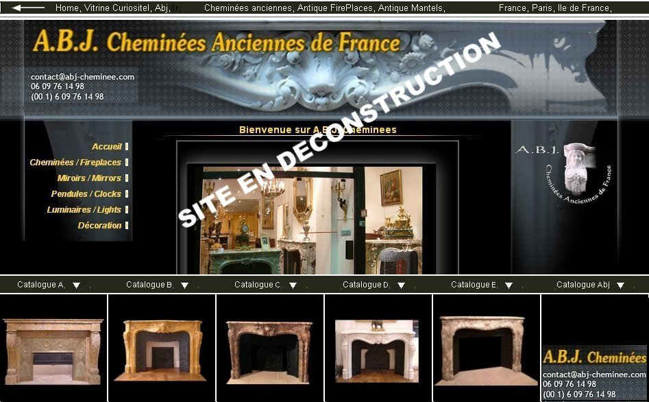 ile de france art antiquites m tiers d 39 art antiques arts and crafts curiositel. Black Bedroom Furniture Sets. Home Design Ideas