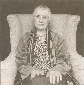Angelica Garnett - Peintre/Ecrivain dans Littérature angelica-monde278x282