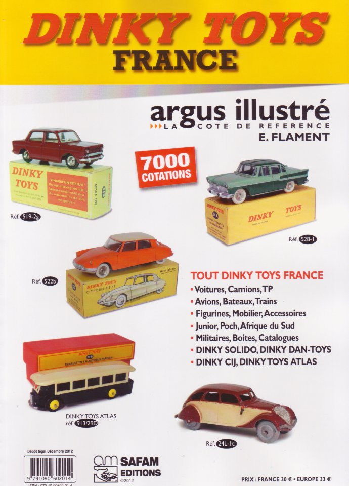 argus de la miniature argus atlas argus dan toys argus norev argus dinky toys argus dinky. Black Bedroom Furniture Sets. Home Design Ideas