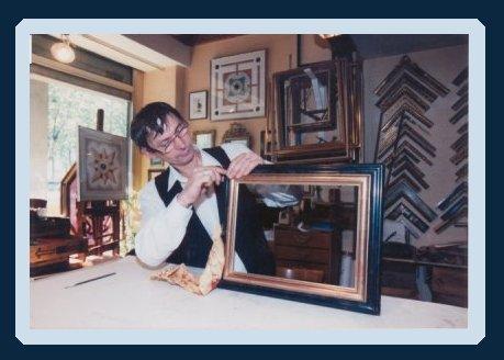 luc michel encadrement d 39 art curiositel paris ile de france. Black Bedroom Furniture Sets. Home Design Ideas
