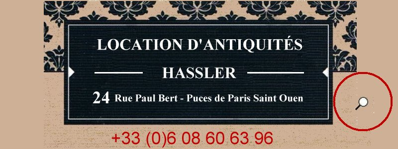 Location d'antiquités à Saint-Ouen,  rent of antiquities of Paris Saint Ouen, fléa market paris st ouen,