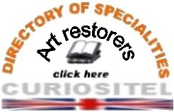art restorers, french art restorers