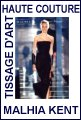 Texitel, Haute Couture, Malhia Kent, Viaduc des Arts
