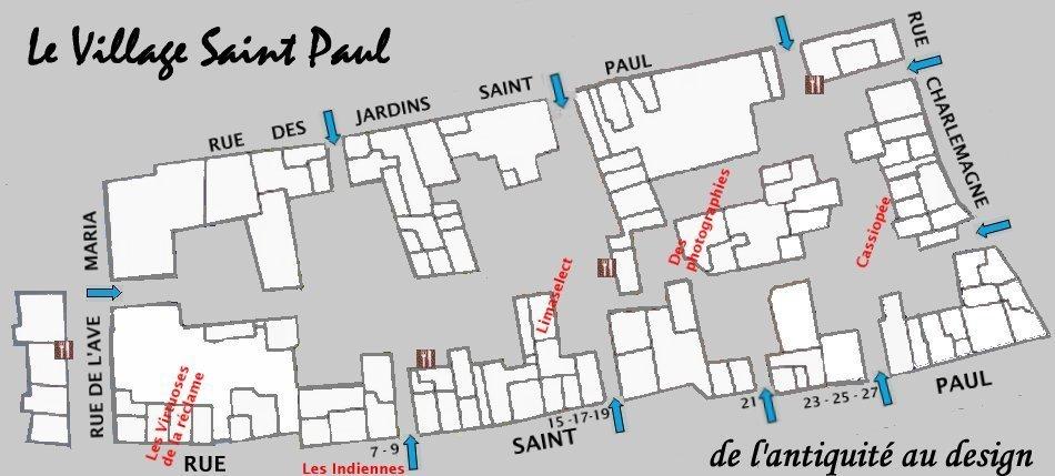 plan q mature Saint-Paul